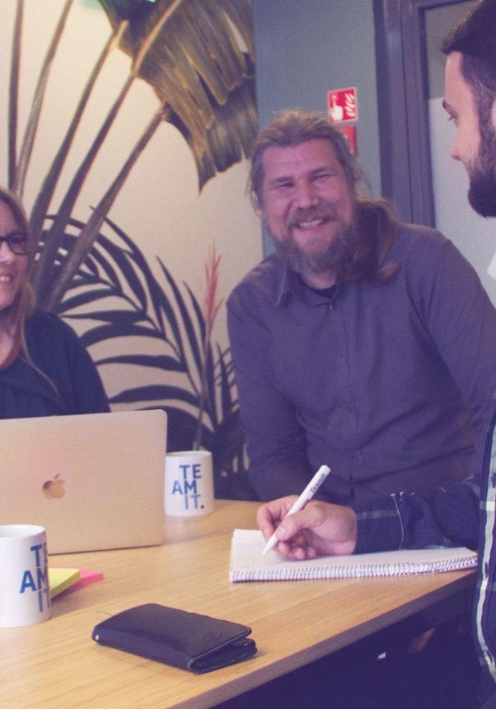 Wordpress kehittäjä Teamit Tampere verkkokauppa
