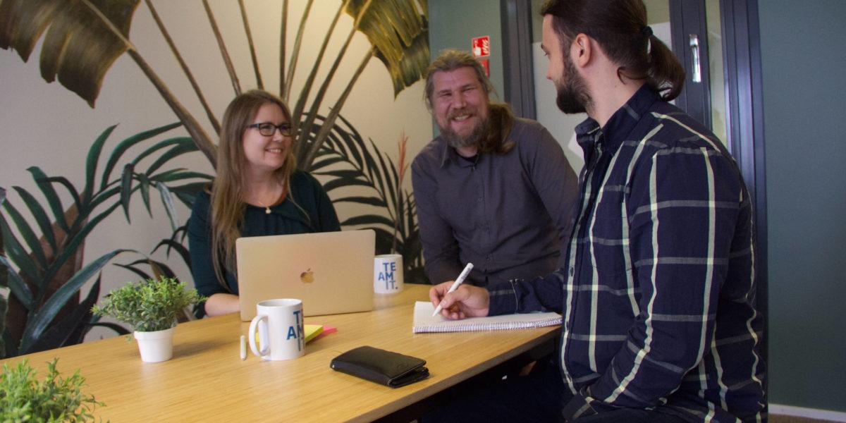 wordpress kehittäjä teamit tampere ecommece verkkokauppa