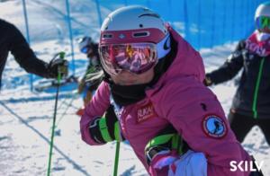 Alppihiihtäjä Maisa Kivimäki 2020 urheilusponsorointi Teamit
